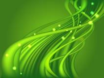 Abstracte groene achtergrond Royalty-vrije Stock Afbeeldingen