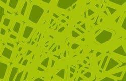 Abstracte Groene Achtergrond Stock Afbeeldingen