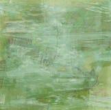 Abstracte Groene Alsem Als achtergrond Royalty-vrije Stock Fotografie