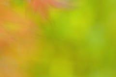 Abstracte groene bokehachtergrond Royalty-vrije Stock Afbeeldingen