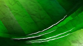 Abstracte Groene en Zwarte van de de Illustratie grafische kunst van DesignBeautiful elegante het ontwerpachtergrond stock illustratie