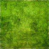 Abstracte groene grungeachtergrond Stock Fotografie
