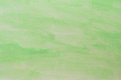 Abstracte groene grungeachtergrond Royalty-vrije Stock Foto's