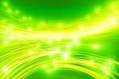 Abstracte groene verzadigde achtergrond Royalty-vrije Stock Foto's