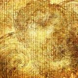 Abstracte grunge grafische achtergrond van de kunst Stock Foto