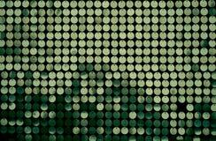 Abstracte grunge groene achtergrond vector illustratie