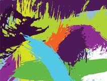 Abstracte grungeachtergrond Royalty-vrije Stock Afbeeldingen