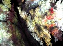 Abstracte grungeachtergrond Royalty-vrije Stock Foto