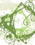 Abstracte grungeachtergrond vector illustratie