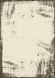 Abstracte grungeachtergrond Stock Foto