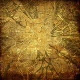 Abstracte grungeachtergrond van de kunst stock illustratie