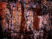 Abstracte grungeachtergrond van huren Stock Fotografie