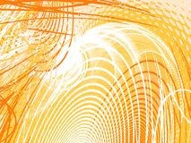 Abstracte grungeachtergrond, vector stock illustratie