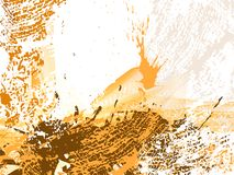 Abstracte grungeachtergrond, vector vector illustratie