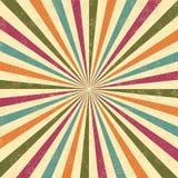 Abstracte grungeachtergrond, vectorillustratie Royalty-vrije Stock Fotografie