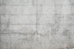 Abstracte grungy lege achtergrond Foto van grijze natuurlijke concrete muurtextuur Grijze gewassen cementoppervlakte horizontaal Stock Afbeelding