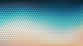 Abstracte halftone puntenachtergrond Royalty-vrije Stock Afbeeldingen