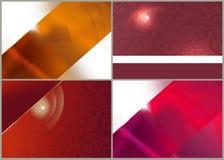 Abstracte heldere achtergrond Stock Foto's
