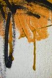 Abstracte heldere het schilderen achtergrond Stock Foto