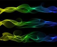 Abstracte heldere kleurrijke achtergrond voor ontwerp vector backgroun Stock Afbeelding
