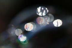 Abstracte helderheid Stock Foto's