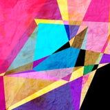 Abstracte helderheidsachtergrond vector illustratie