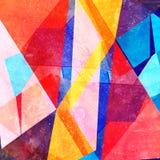 Abstracte helderheidsachtergrond stock illustratie