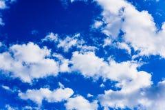 Abstracte hemel Stock Afbeelding