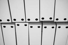 Abstracte het poederdeklaag van de metaallijn in wit stock fotografie