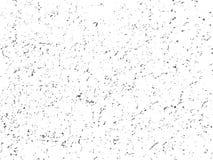 Abstracte het Schermglitch Lawaaitextuur Het pixelpunten van de stof zwarte korrel Vector stock illustratie