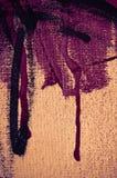 Abstracte het schilderen achtergrond Stock Afbeelding