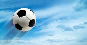 Abstracte het voetbalachtergronden van voetbalAR royalty-vrije stock foto's