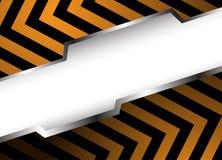 Abstracte hoogte - technologieachtergrond. Vector illustratie Stock Foto's