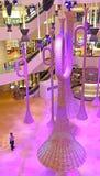 Abstracte hoornendecoratie Stock Foto