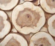 Abstracte houten achtergrond stock foto's