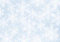 Abstracte ijsachtergrond Royalty-vrije Stock Afbeelding