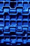 Abstracte ijzerachtergrond stock fotografie