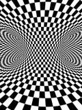 Abstracte Illusie royalty-vrije illustratie
