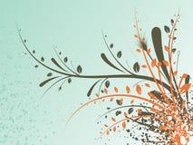 Abstracte illustratie Stock Foto