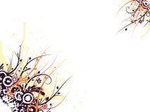 Abstracte illustratie royalty-vrije illustratie