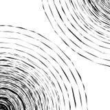 Abstracte illustratie met spiraalvormig motief Abstracte werveling, draai e royalty-vrije illustratie