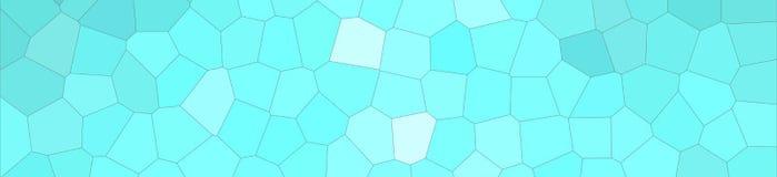 Abstracte illustratie van van de overzeese de seprent kleurrijke Middenachtergrond geproduceerde grootte hexagon banner, digitaal vector illustratie