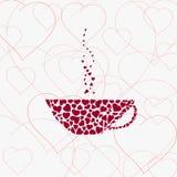 Koffie-kop Stock Foto