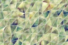 Abstracte illustraties van conceptuele driehoeksstrook, Patroon, dekking, tekening & stijl royalty-vrije stock afbeeldingen
