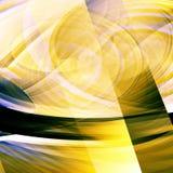 Abstracte indruk Stock Afbeelding