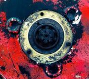 Abstracte industriële achtergrond Royalty-vrije Stock Fotografie