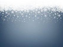 Abstracte Kerstmis als achtergrond stock afbeeldingen