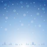 Abstracte Kerstmisachtergrond Royalty-vrije Stock Fotografie