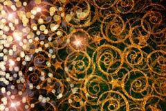 Abstracte Kerstmisachtergronden Royalty-vrije Stock Fotografie