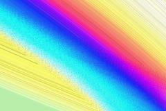 Abstracte kleur Stock Fotografie